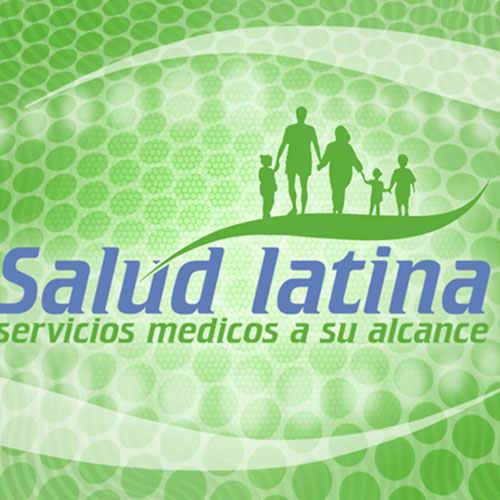 Salud Latina (Web Graphic)