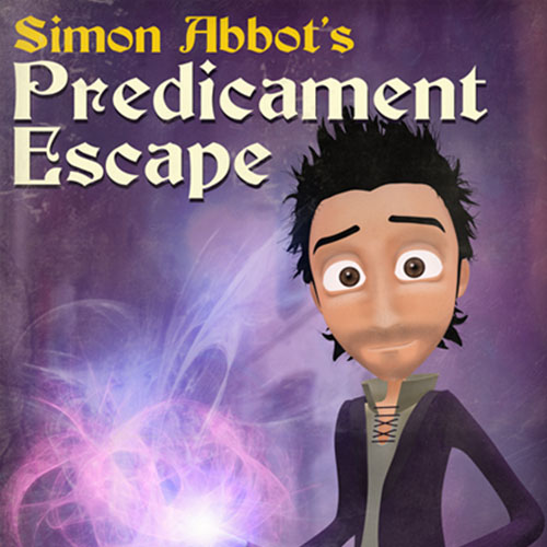 Simon Abbot's Predicament Escape (Movie Poster)